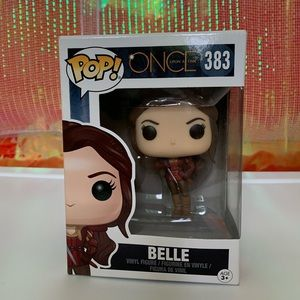 Once Upon A Time Belle Funko Pop #383